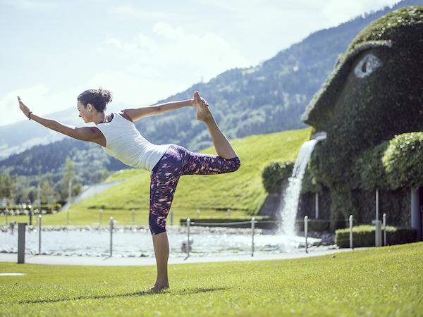 yoga Kristallwelten vital im Riesen