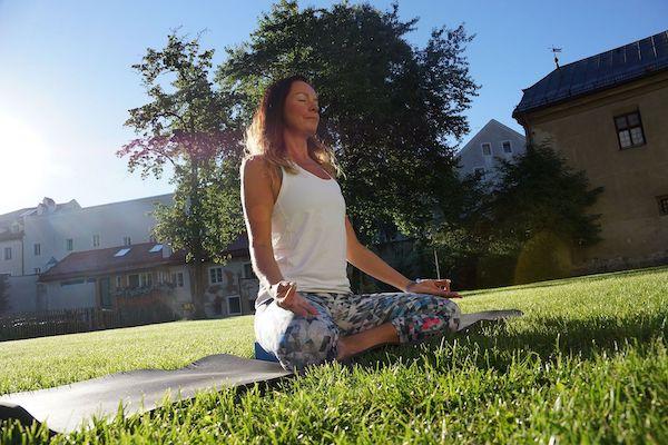 Yoga Hall Gästekarte Camping Volders
